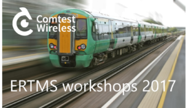Comtest Wireless ERTMS workshops 2017