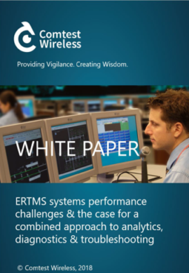 Comtest Wireless ERTMS troubleshooting guide cover
