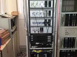 Comtest Wireless installation - Fixed test plants