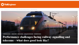 Rail Engineer article