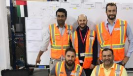 NetProbe Drive Test training and software helps Etihad Rail DB team